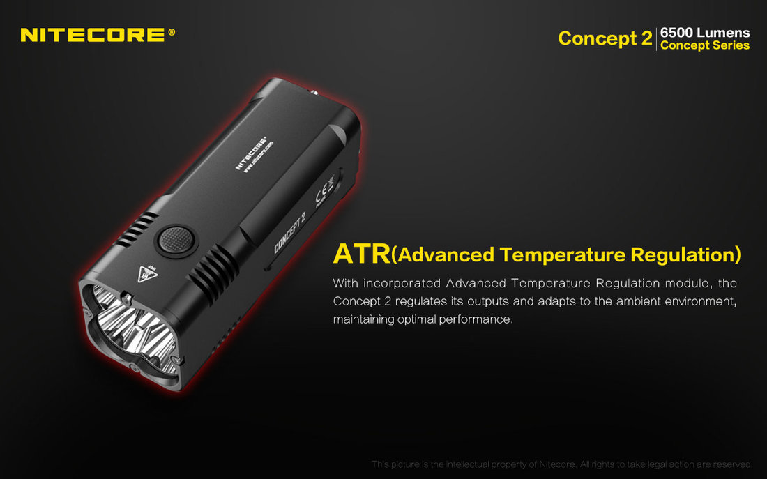 nitecore-elemlampa-concept2-akkumulator-4xcree-xhp35-hd-6500-lumen