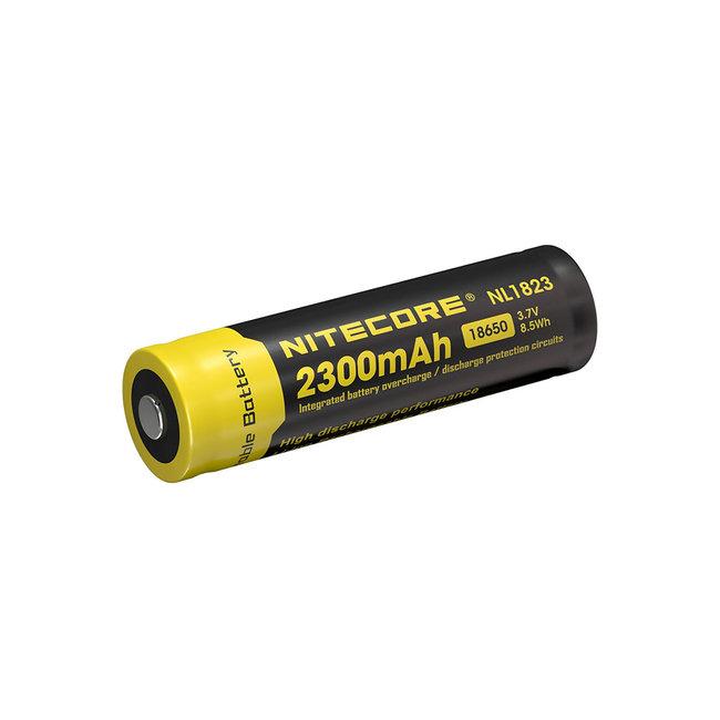 Nitecore Kellék Akkumulátor NL1823 18650 2300mAh