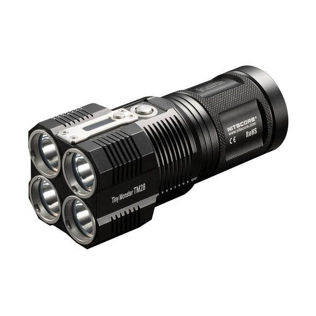 Nitecore TM28 SET LED Elemlámpa